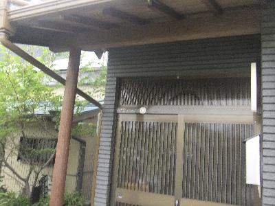 木部外壁塗装後3